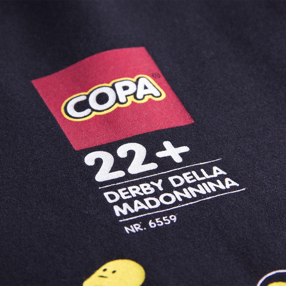 Copa Derby della Madonnina Maglietta Casual
