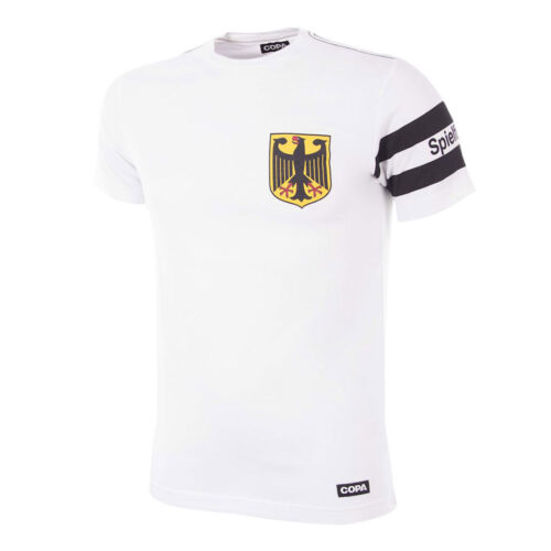 Copa Allemagne Capitaine Tee Shirt Casual