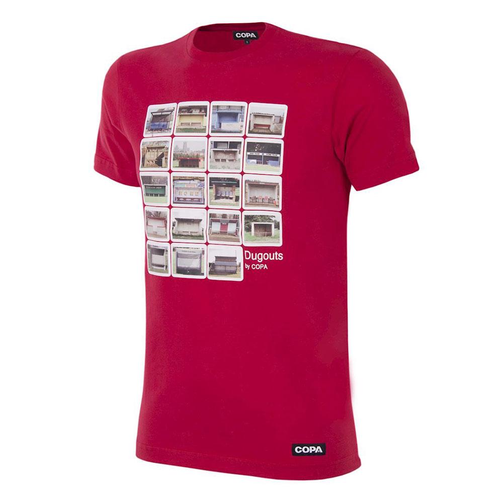 Copa Dugouts Tee Shirt Casual