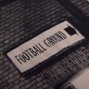 Copa Football Ground Sign Maglietta Casual