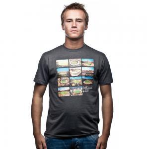 Copa Football Grounds Casual T-shirt