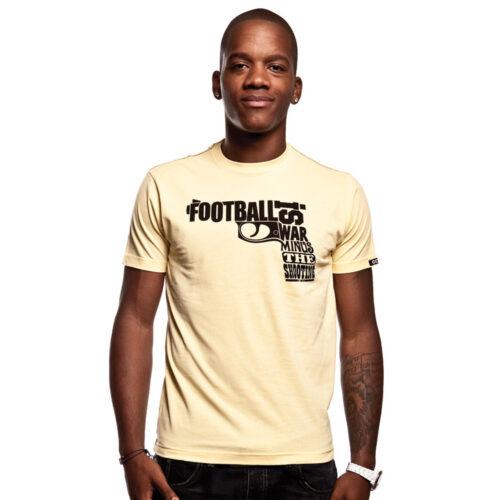 Copa Football is War Casual T-shirt