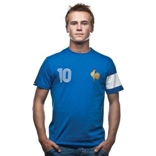 Copa Francia Capitán Camiseta Casual