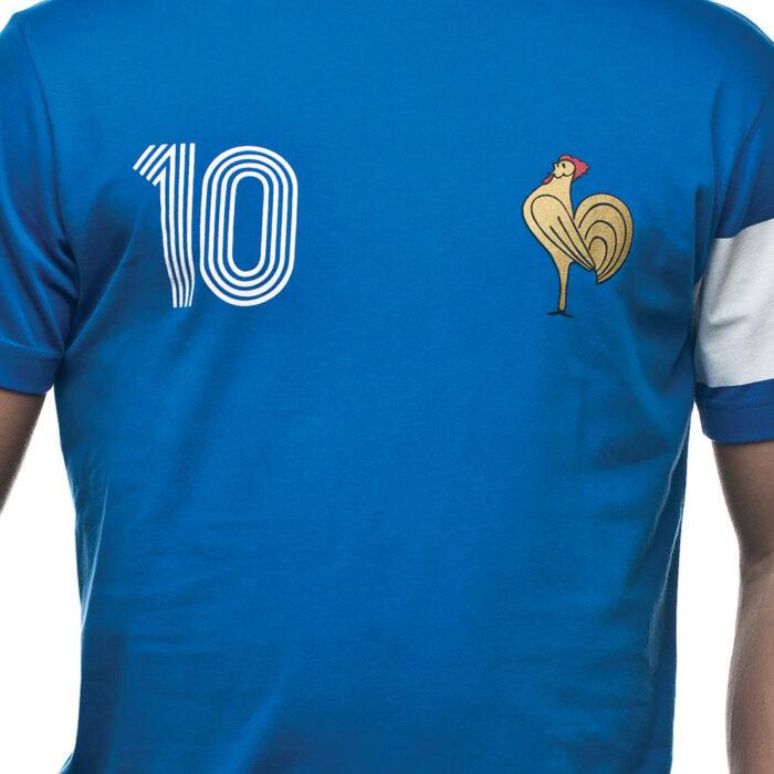Copa Francia Capitano Maglietta Casual