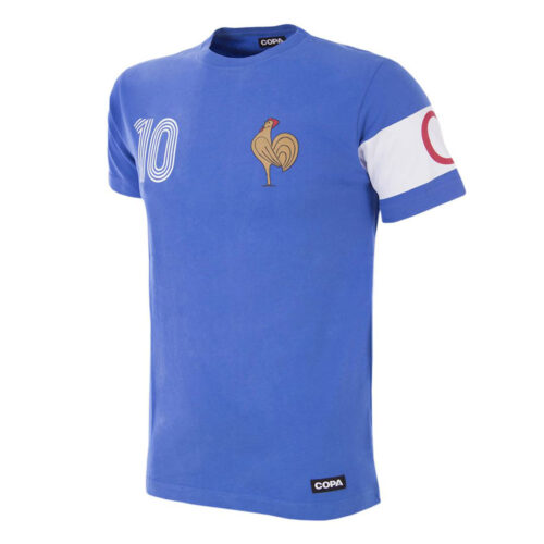 Copa France Capitaine Tee Shirt Casual