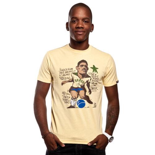 Copa Garrincha Casual T-shirt