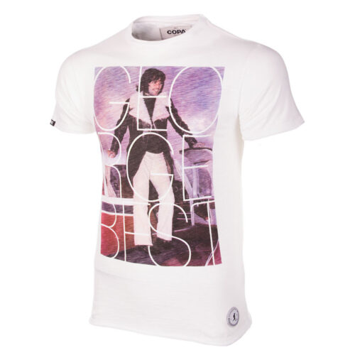George Best Airlines Tee Shirt Casual