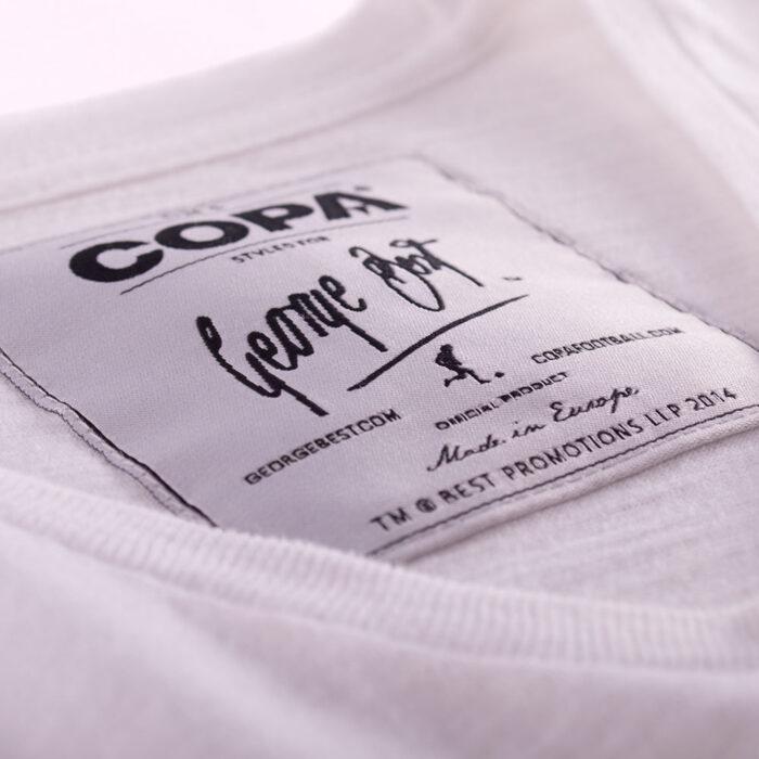 George Best GB Maglietta Casual