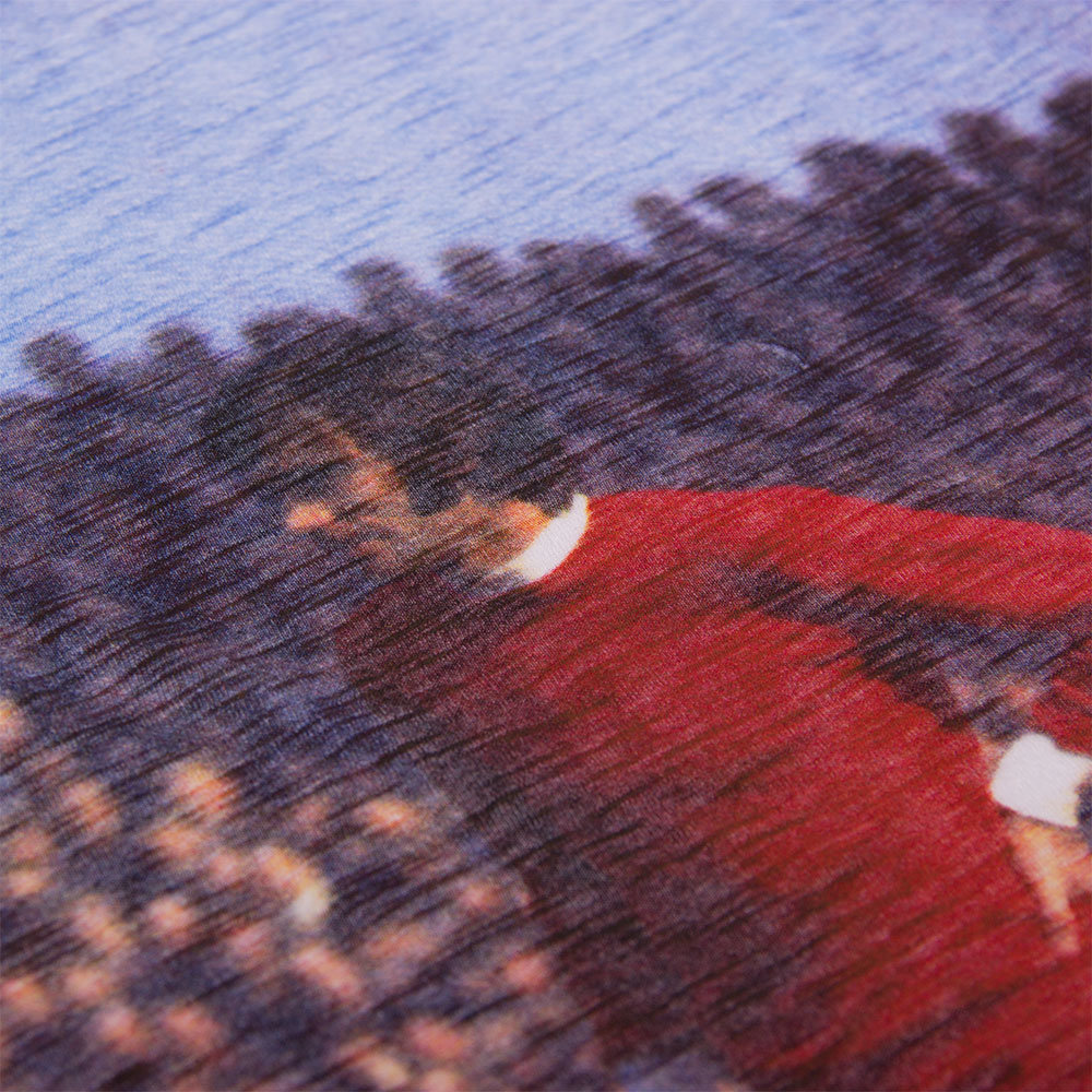 George Best Manchester All Over Maglietta Casual