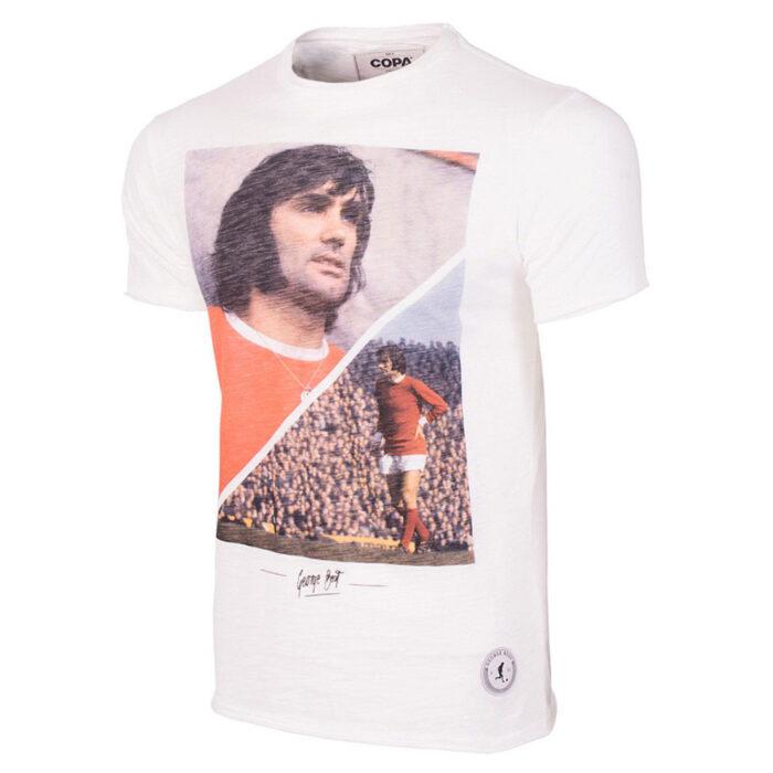 George Best Manchester Camiseta Casual