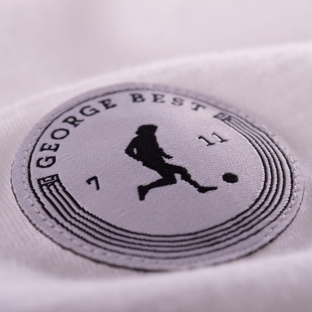 George Best Manchester Maglietta Casual