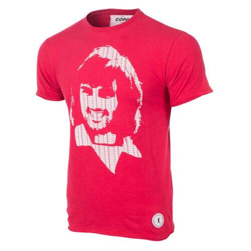 George Best Repeat Logo Tee Shirt Casual