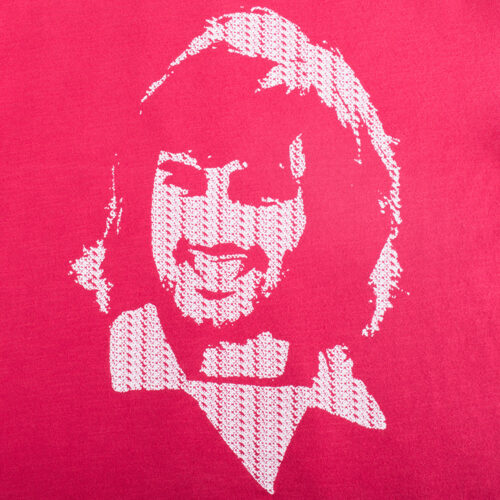 George Best Repeat Logo Maglietta Casual