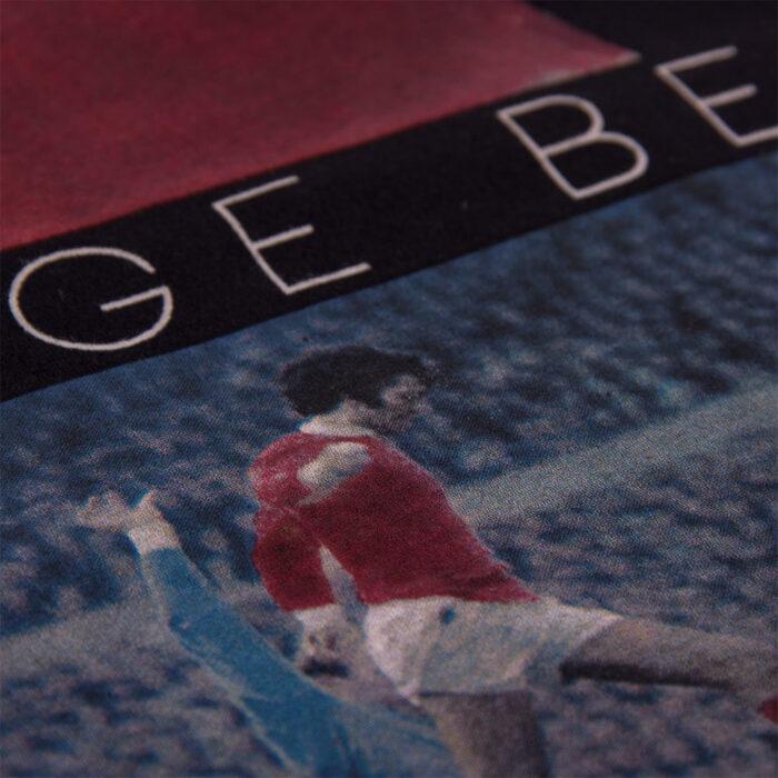 George Best United Maglietta Casual