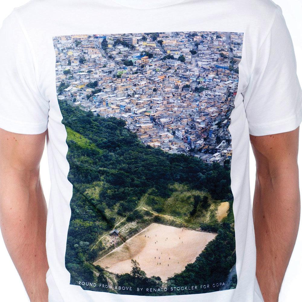 Copa Ground From Above Maglietta Casual