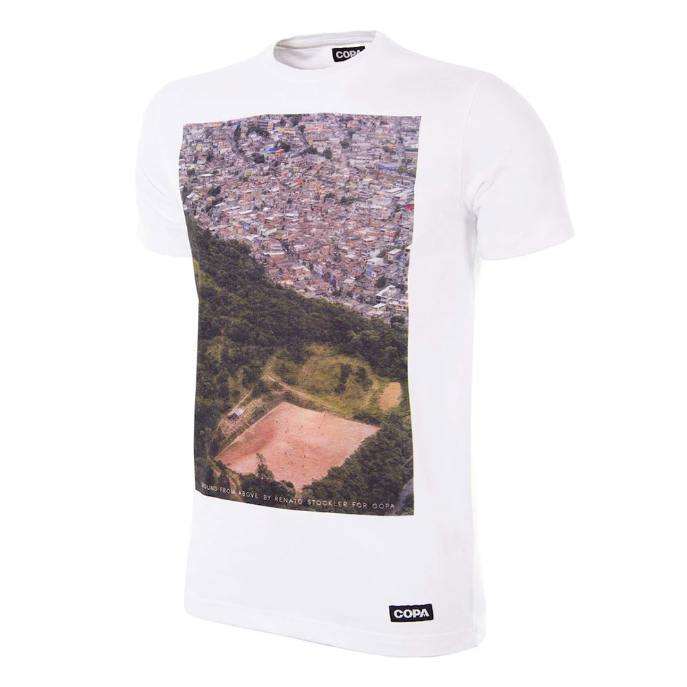 Copa Ground From Above Casual T-shirt