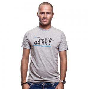 Copa Human Evolution Casual T-shirt