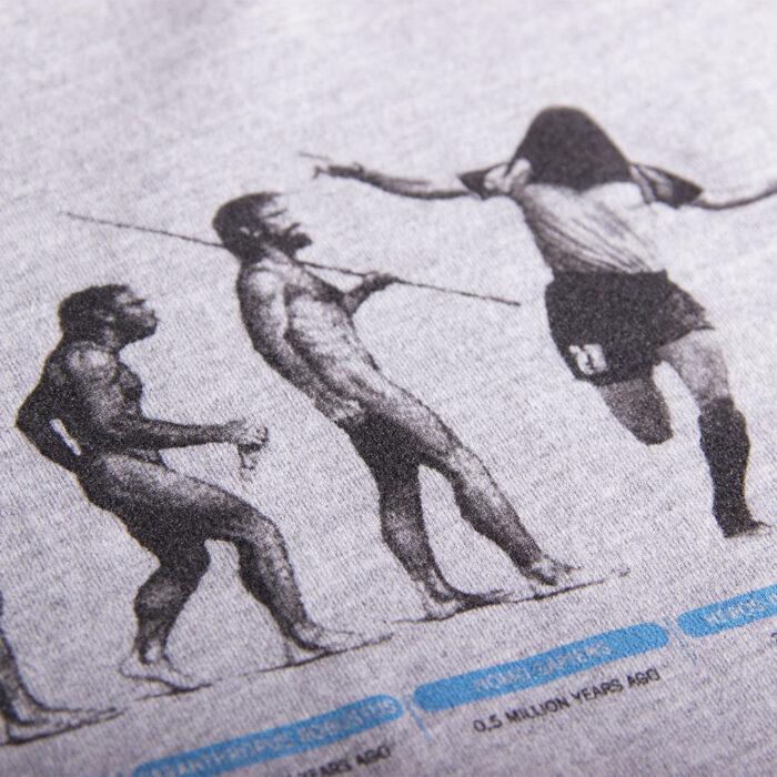 Copa Human Evolution Maglietta Casual