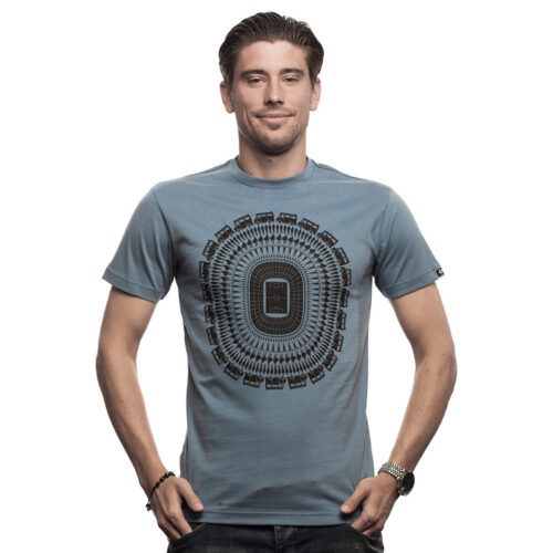 Copa Infographic Tee Shirt Casual
