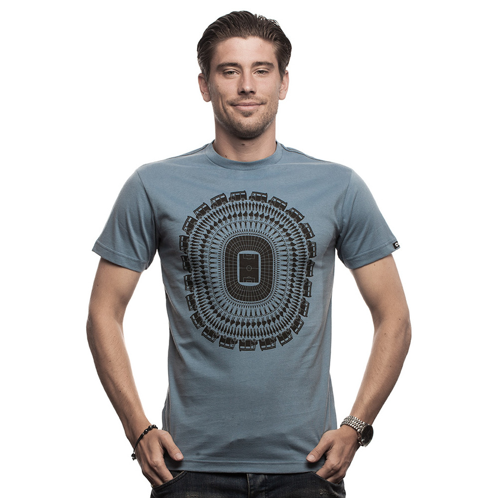 Copa Infographic Casual T-shirt