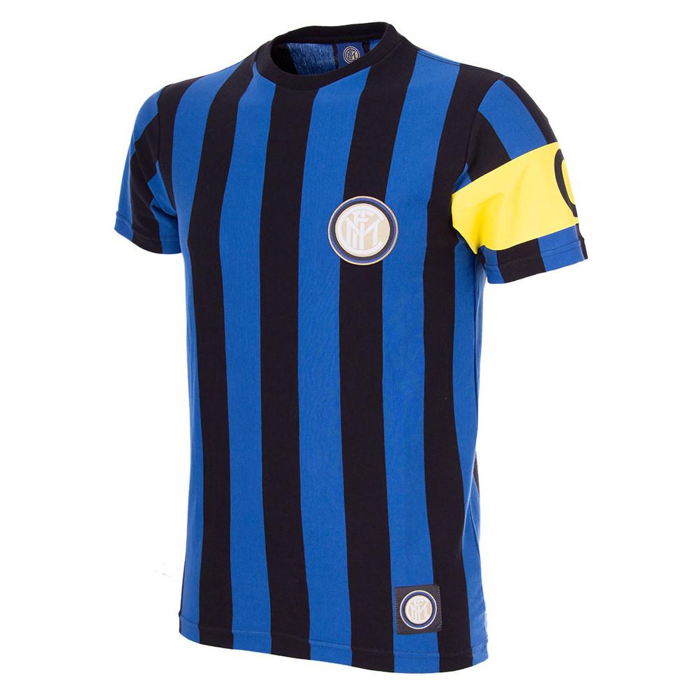 Inter Capitano Bergomi Maglietta Casual