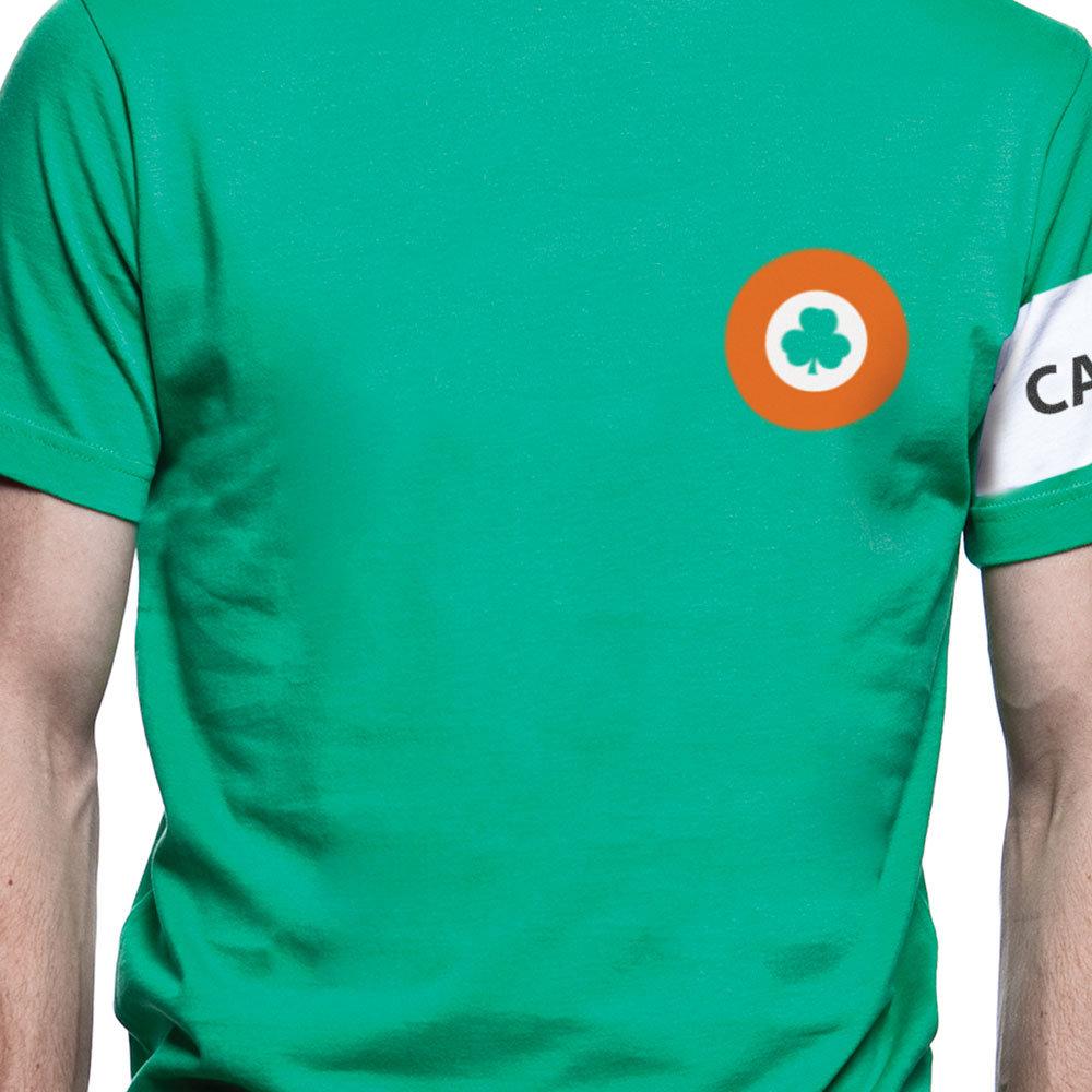 Copa Irlanda Capitano Maglietta Casual