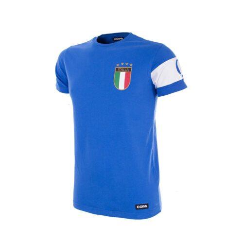 Italia Capitán Camiseta Casual Niño