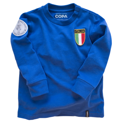 Italy T-shirt My First Football Shirt