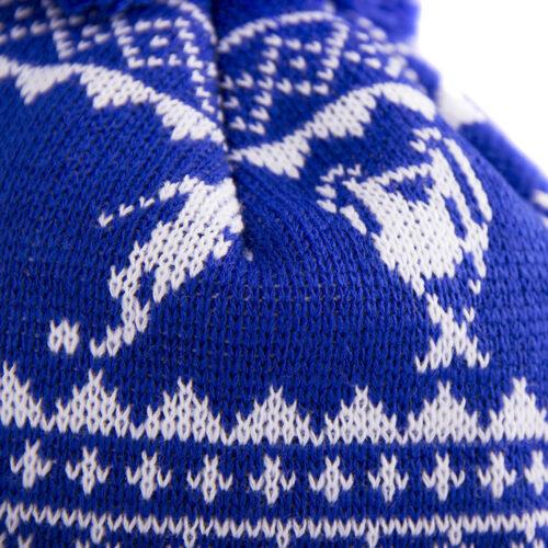 Copa Nordic Knit Berretto Azzurro