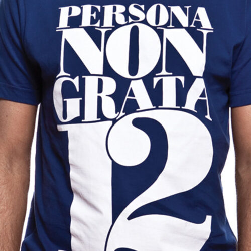 Copa Persona non Grata Maglietta Casual