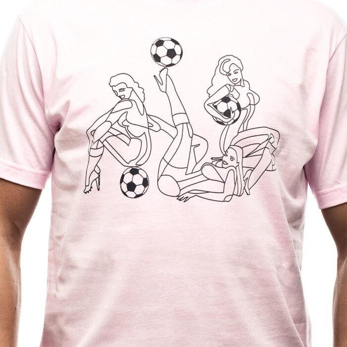 Copa Pin Up Maglietta Casual
