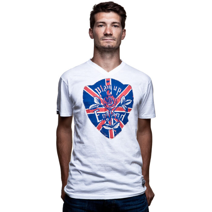 Copa Play Up England Maglietta Casual