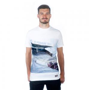 Copa Preston North End Terraces Casual T-shirt