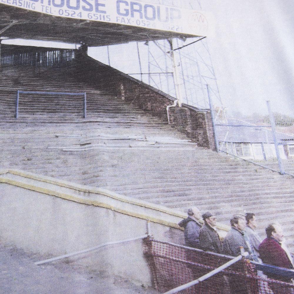 Copa Preston North End Terraces Maglietta Casual