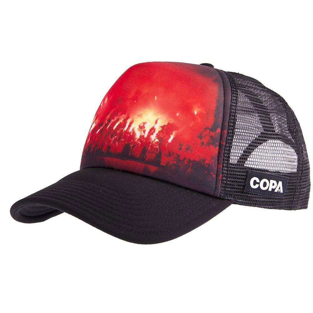 Copa Pyro Cappellino Trucker