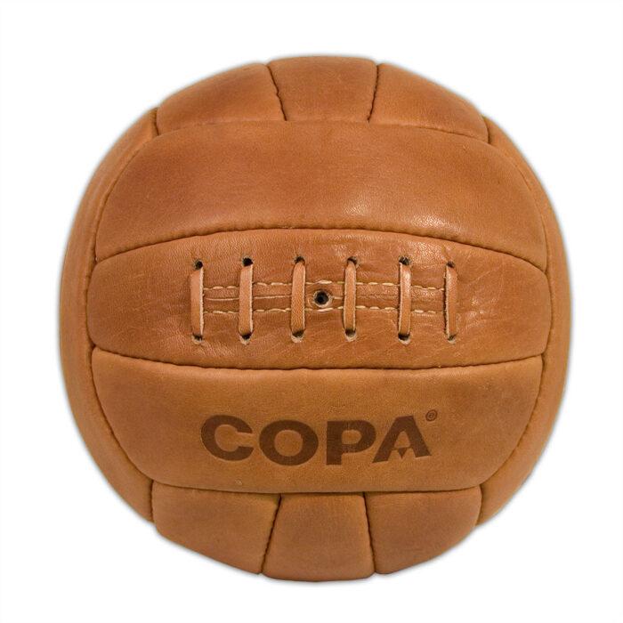 Copa Pallone Vintage Marrone