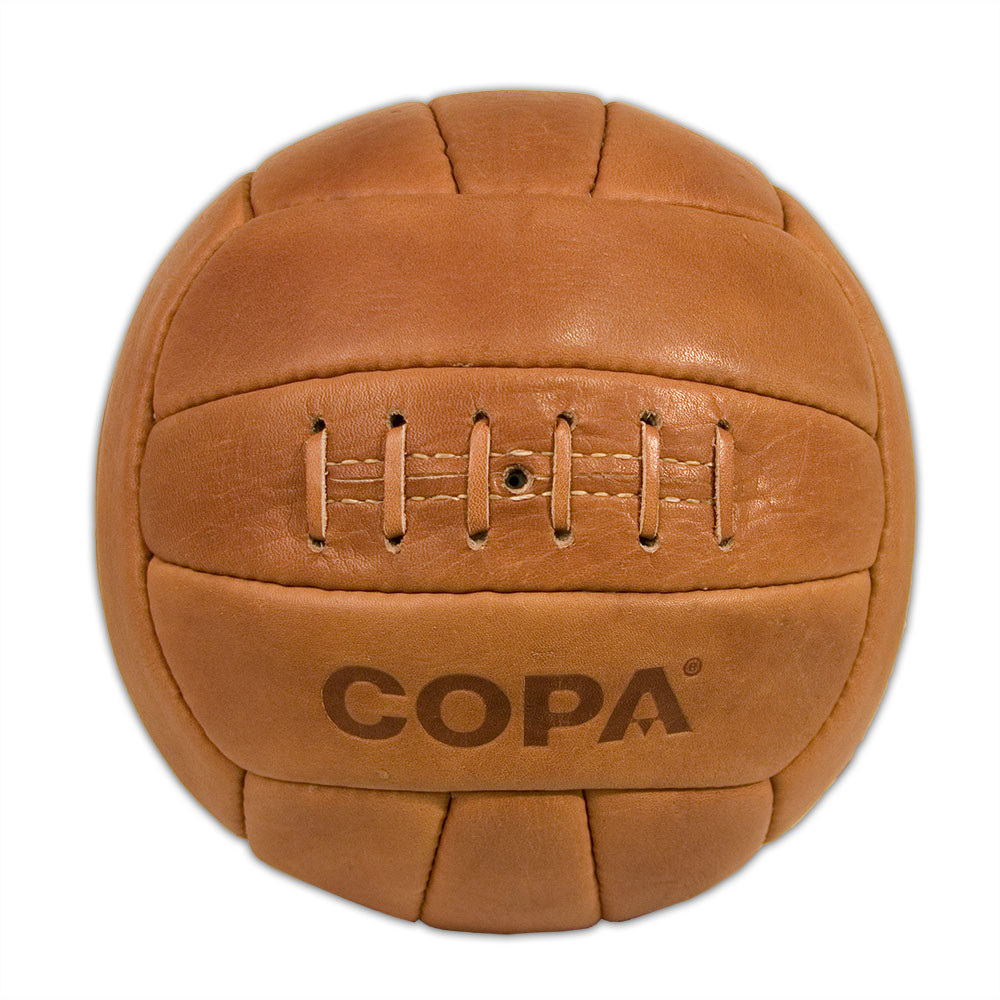 Copa Retro Football Brown