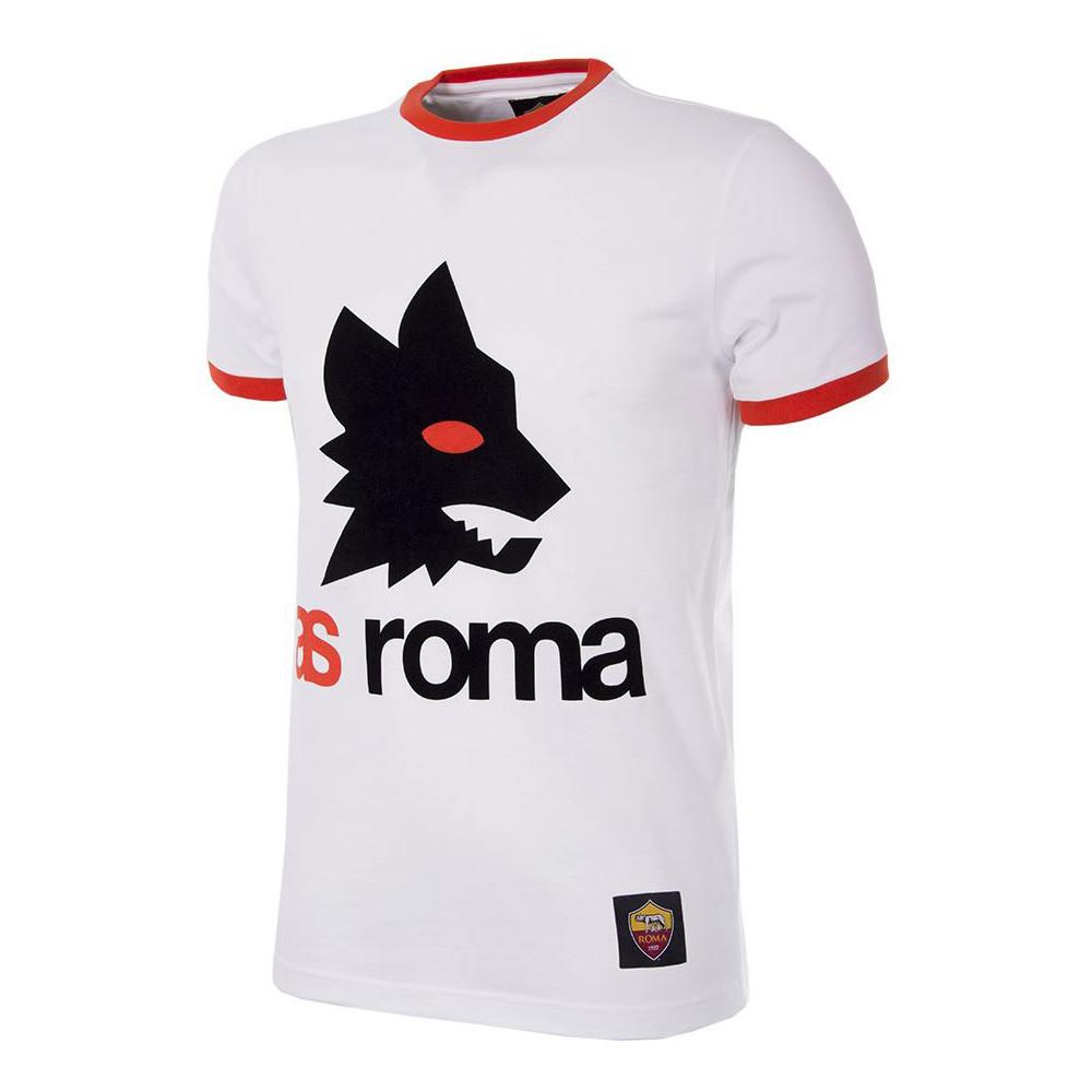 f57735668a9 Rome Retro Logo Casual T-shirt – Retro Football Club ®