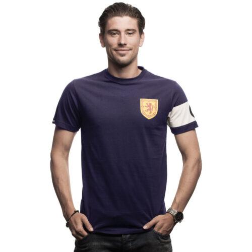 Copa Escocia Capitán Camiseta Casual