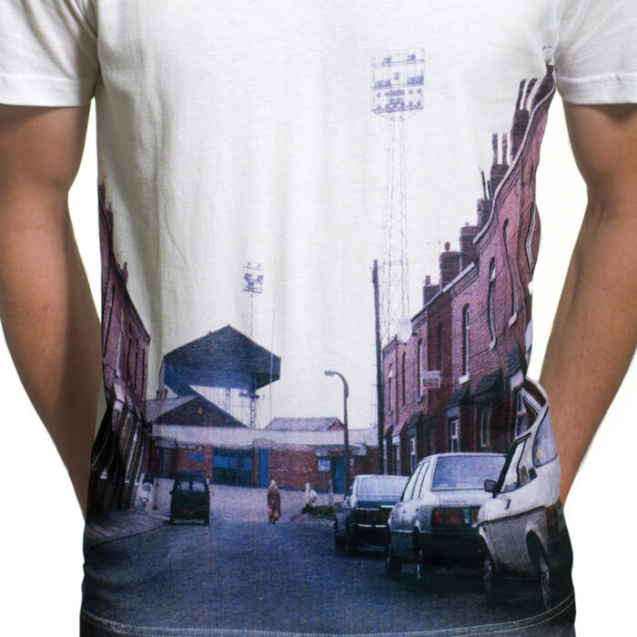 Copa Stadium Streetview Maglietta Casual