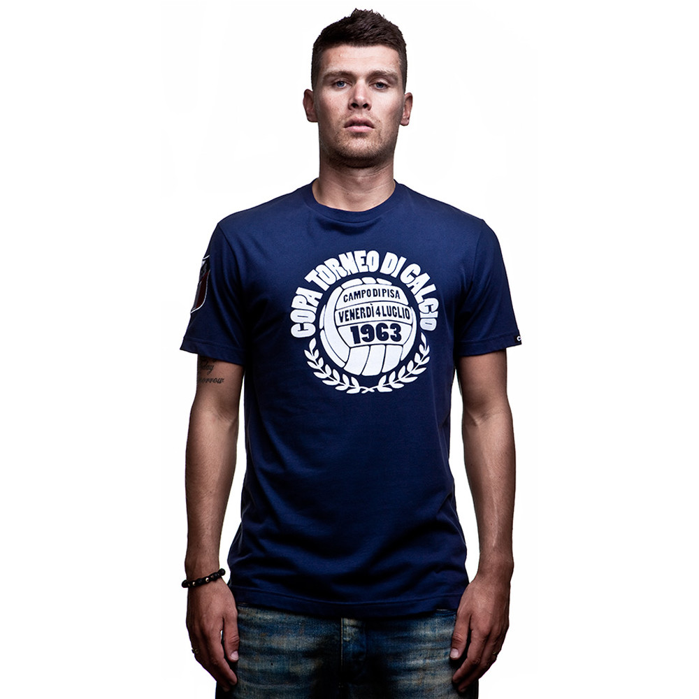 Copa Torneo di Calcio Casual T-shirt