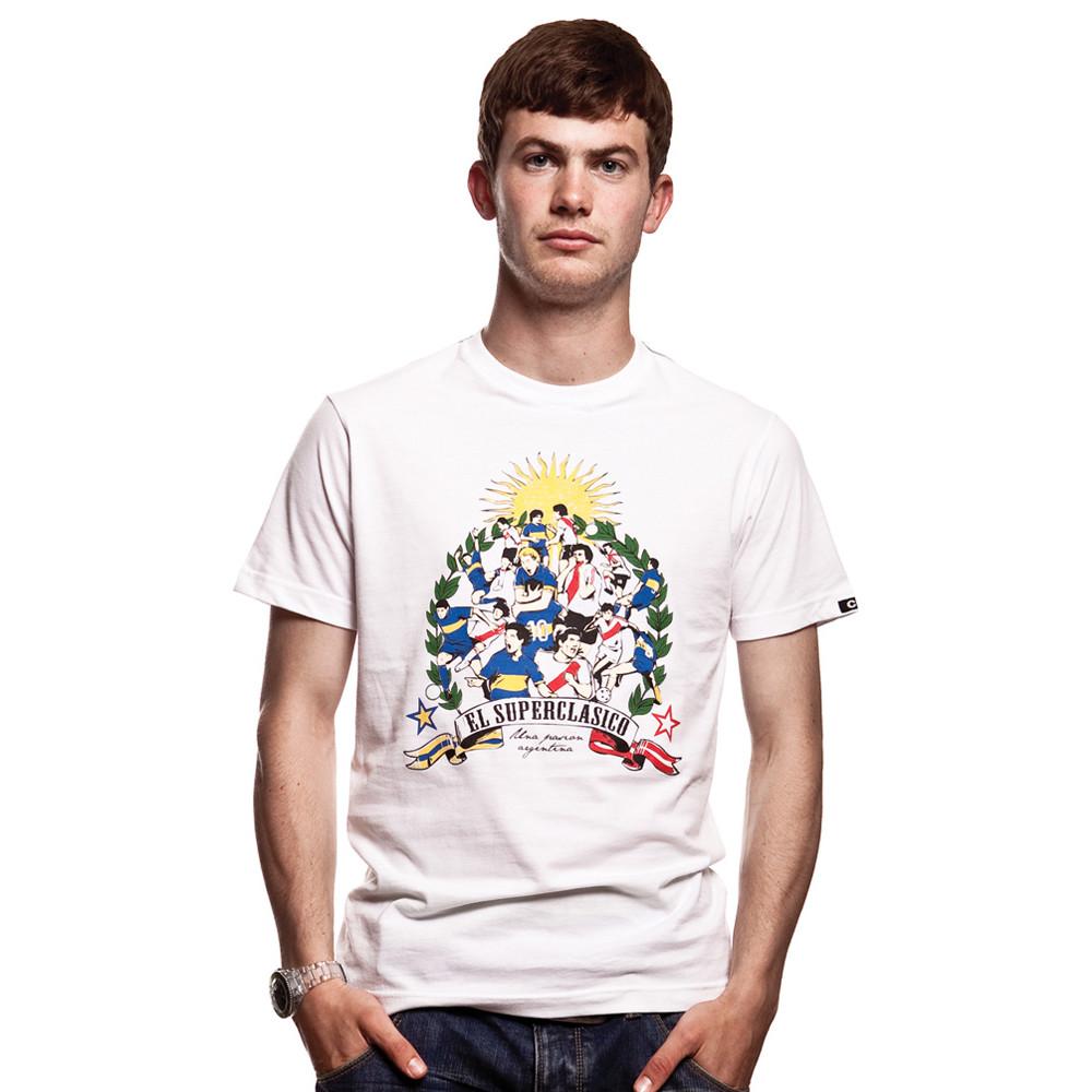 Copa Una Pasión Argentina Casual T-shirt