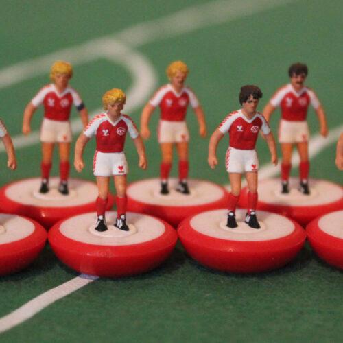 Danimarca 1984 Squadra Subbuteo