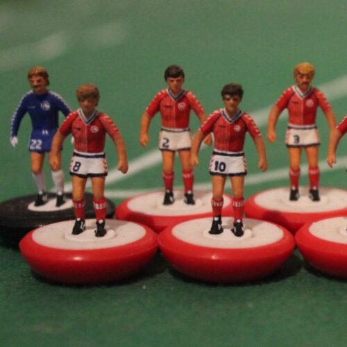 Danimarca 1986 Squadra Subbuteo