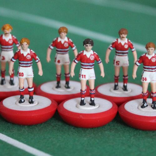 Denmark 1988 Subbuteo Team