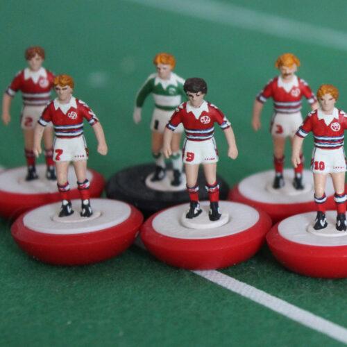 Danimarca 1988 Squadra Subbuteo