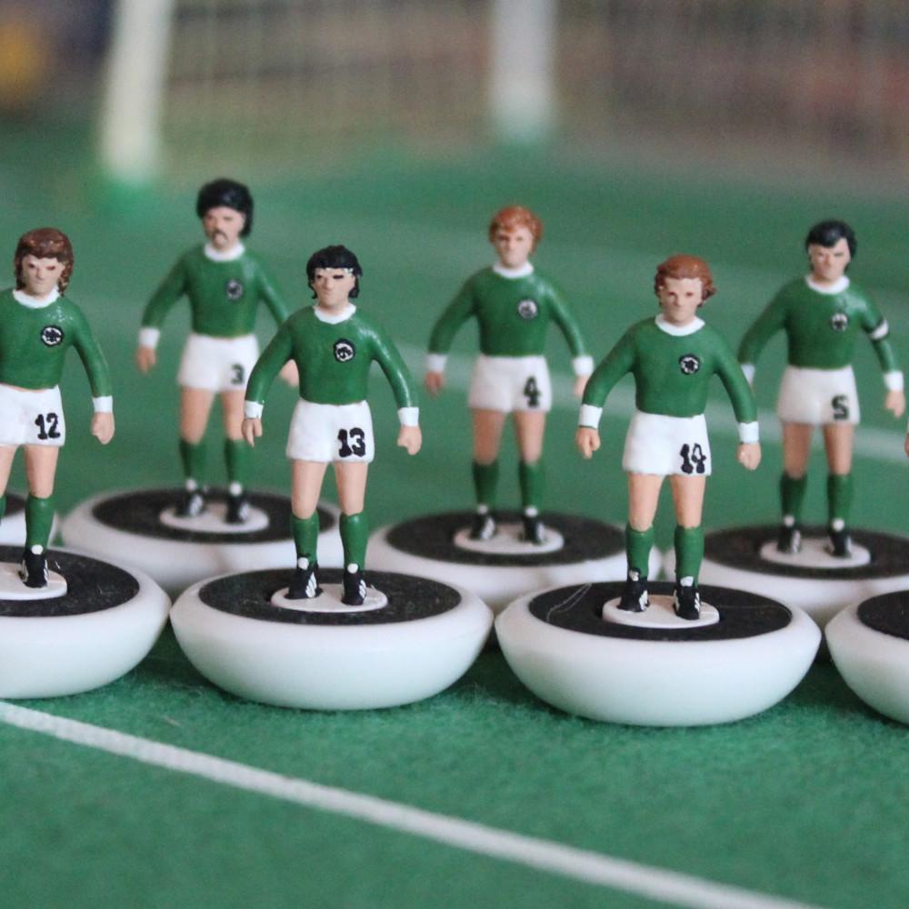 Alemania Federal 1974 Away Equipo Subbuteo