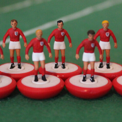Inghilterra 1966 Away Squadra Subbuteo