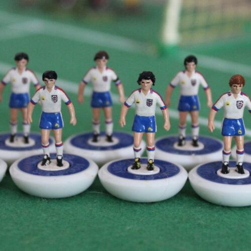 England 1977 Subbuteo Team