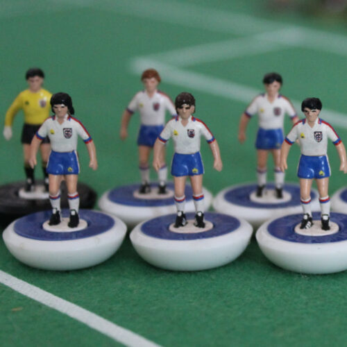 Inghilterra 1977 Squadra Subbuteo